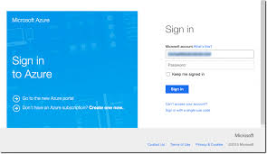 Azure Sign In | Azure Login