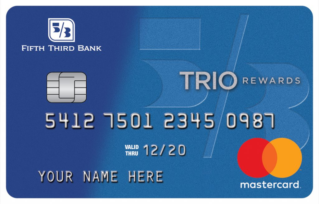 Trio Credit Card