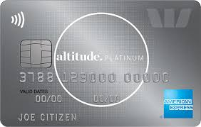 Westpac Altitude Credit Card Application & Login Online