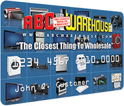 ABC Warehouse Credit Card | ABC Warehouse Card