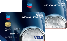 Texaco Techron Advantage Visa Credit Card | Chevron Credit Card Apply