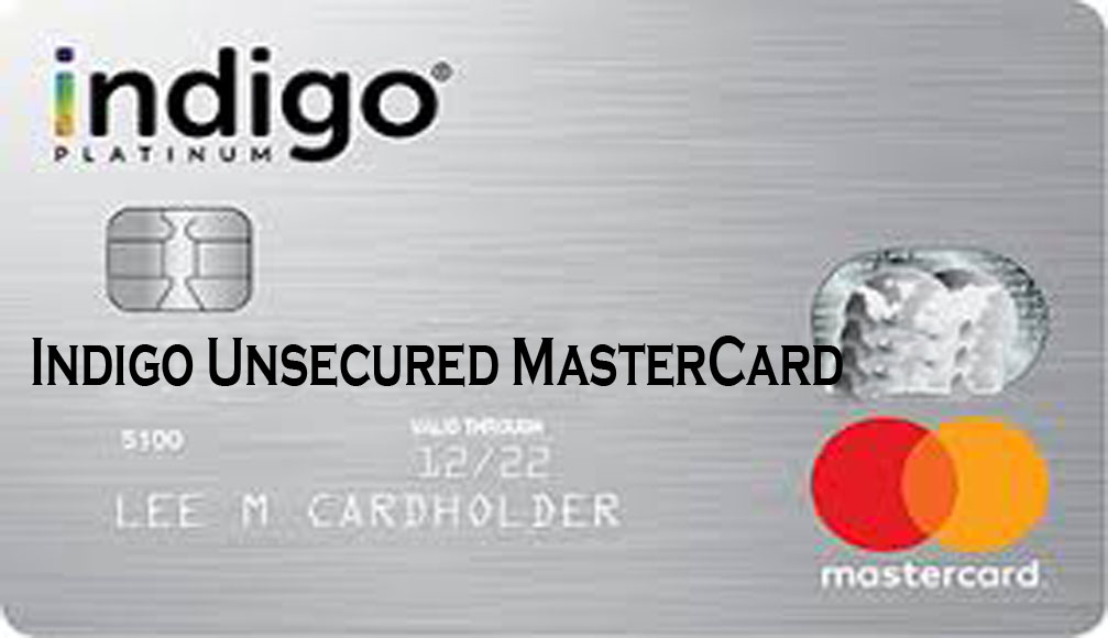 Indigo Unsecured MasterCard - How to Apply