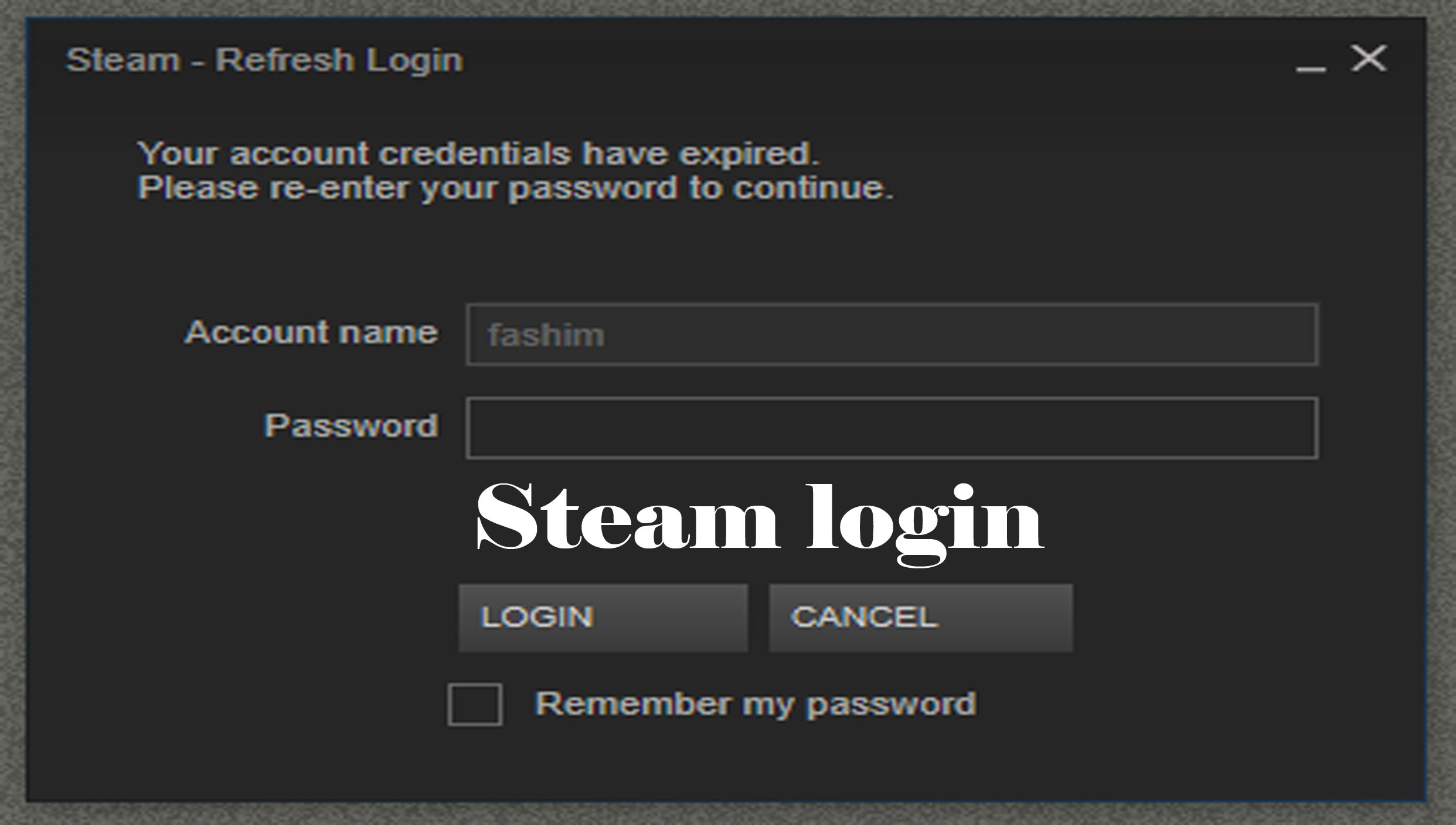 Steam login - Steam Account Set Up | Steam Sign In - Techshure