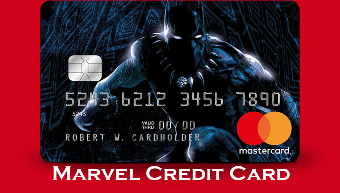 Marvel Credit Card - How to Apply and Activate
