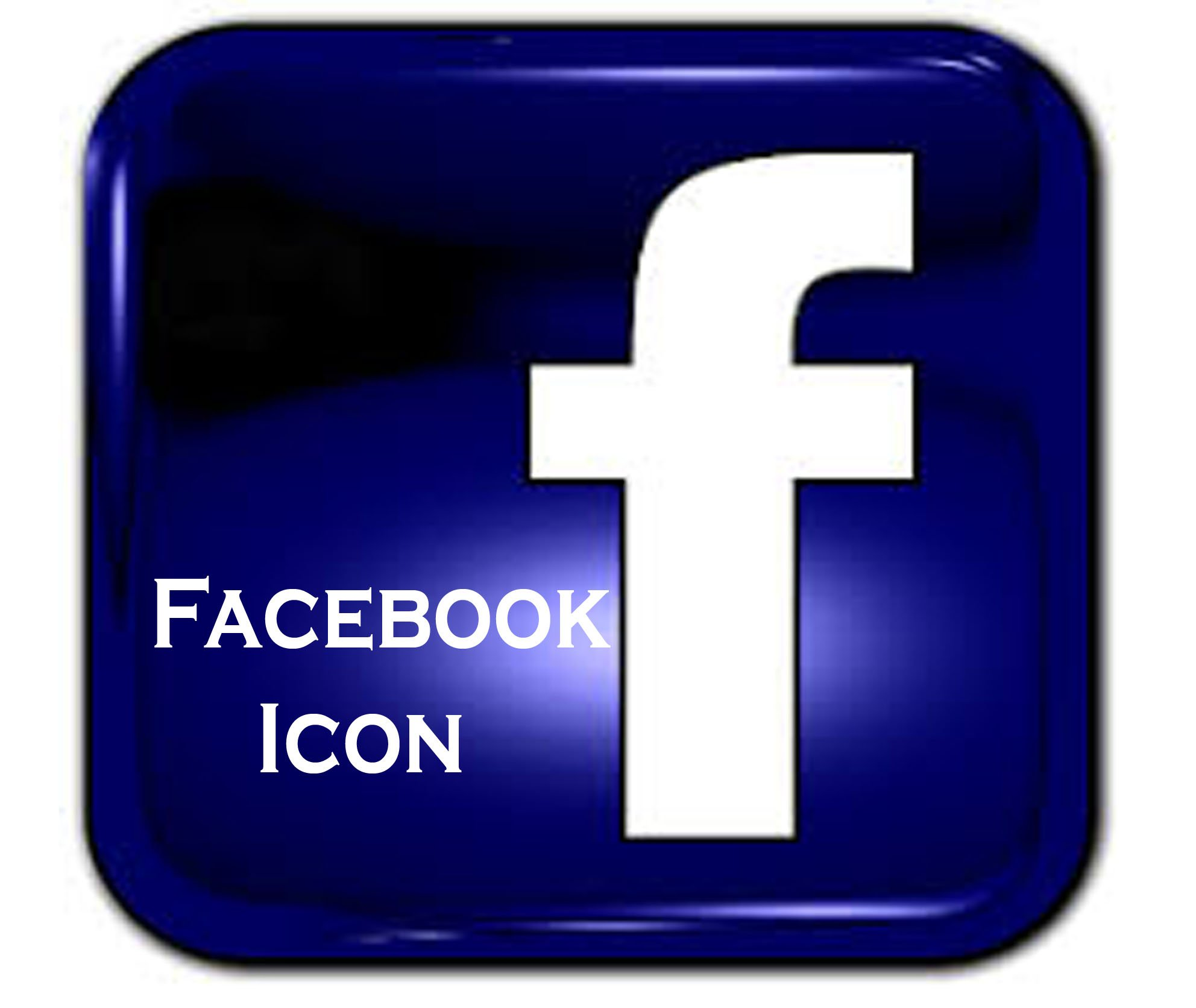 Facebook Icon - Facebook Logo | Facebook Account | www.Facebook.com