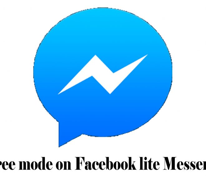 Free mode on Facebook lite Messenger - Facebook Zero