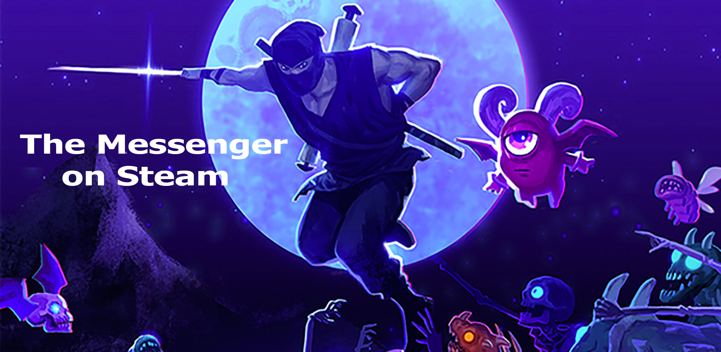 The Messenger on Steam - www.Steam.com