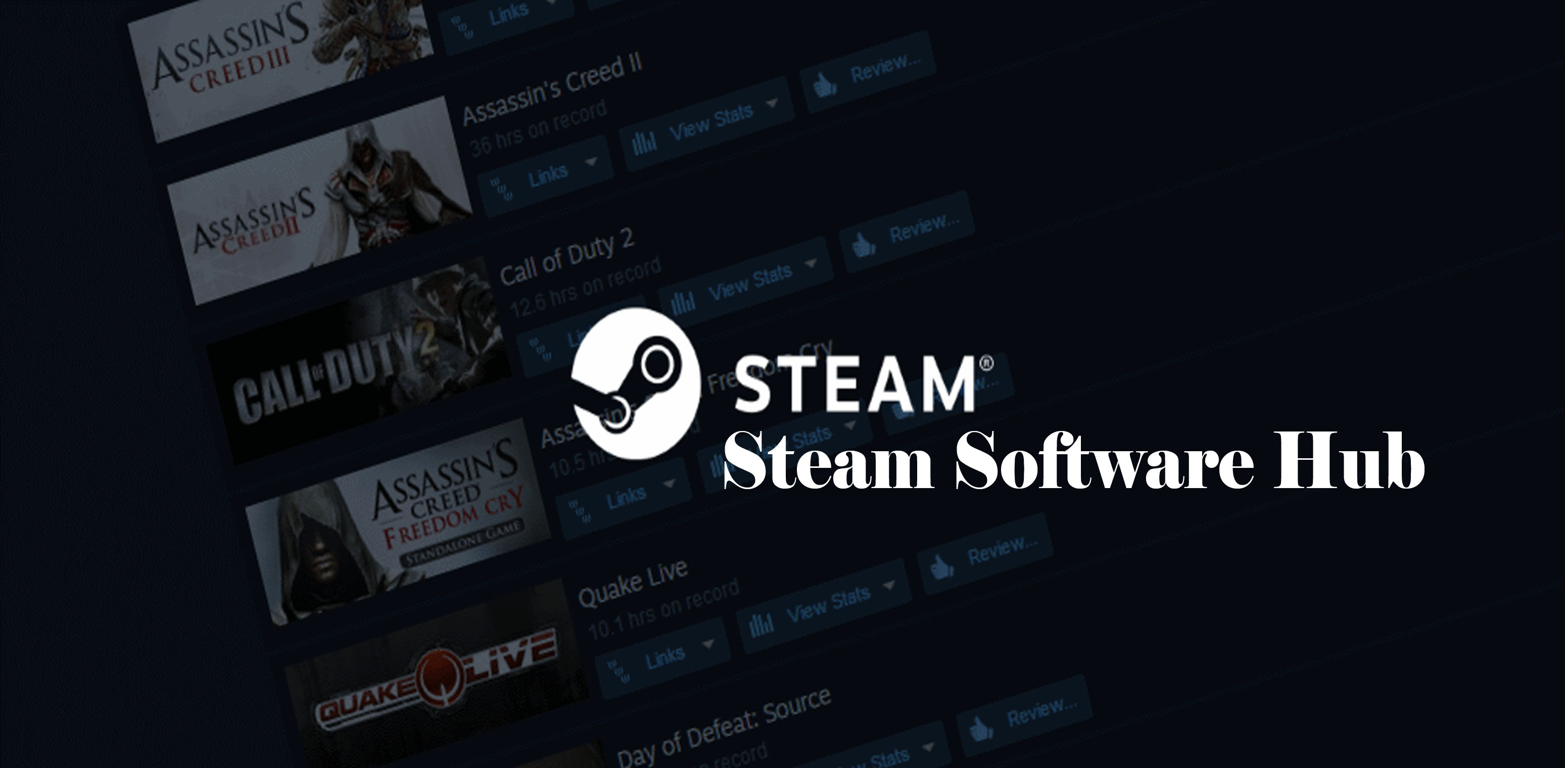 Steam Software Hub - How to Buy Software on Steam