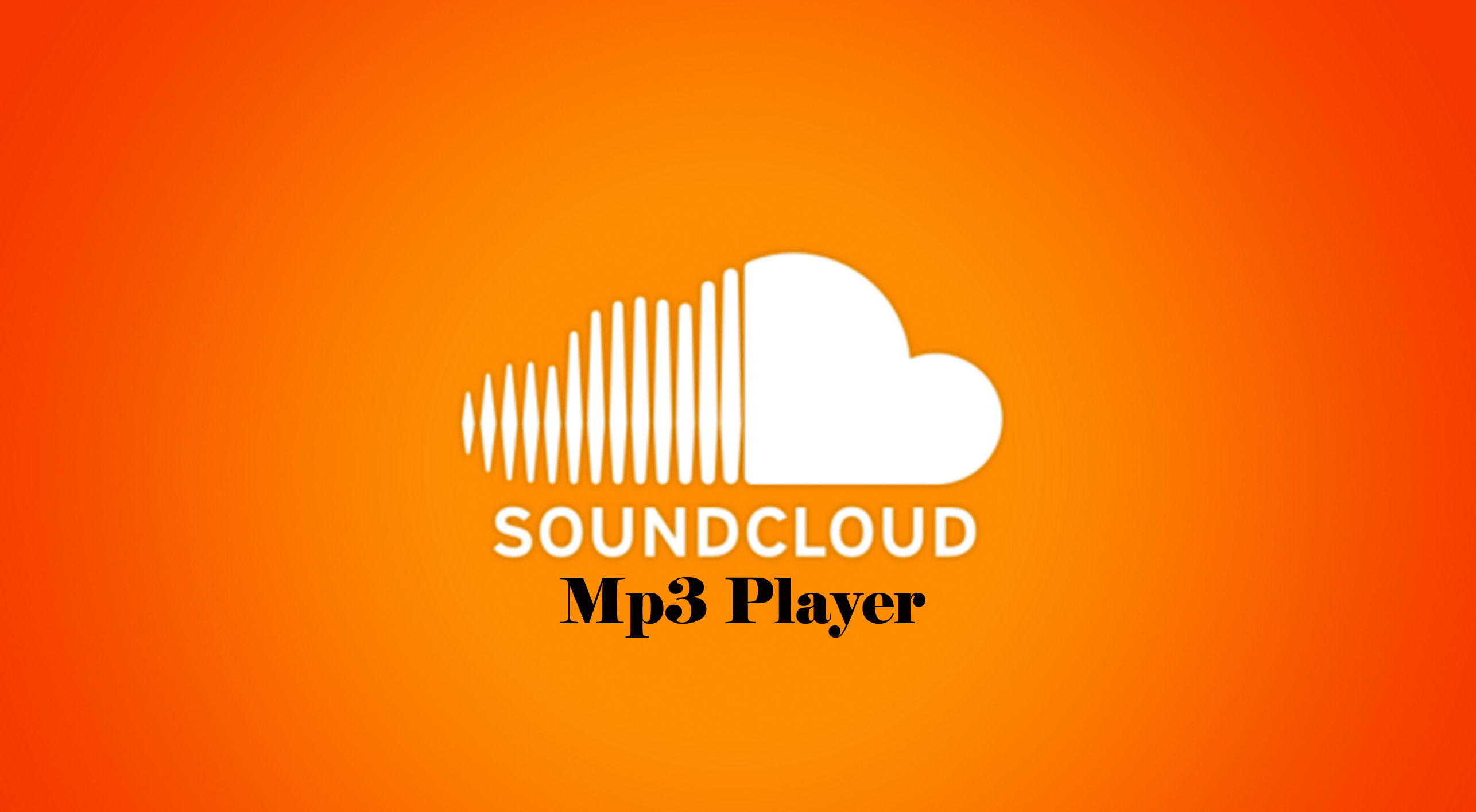 SoundCloud Mp3 Player - SoundCloud Songs