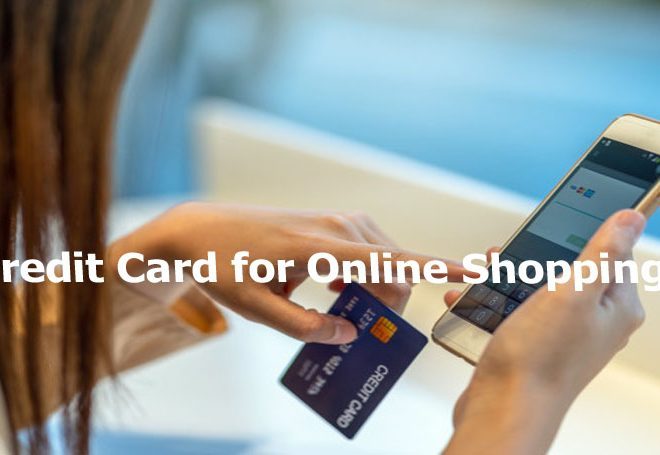 Credit Card for Online Shopping - Shopping Online With Credit Card