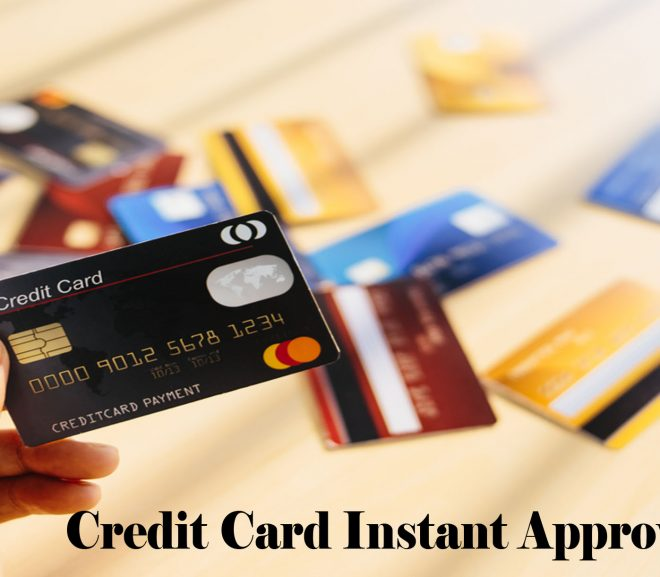 Credit Card Instant Approval Online - Credit Cards With Instant Approval Online