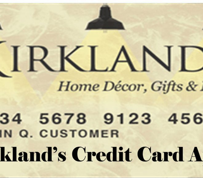 Kirkland's Credit Card Apply - Apply for Kirkland's Credit Card