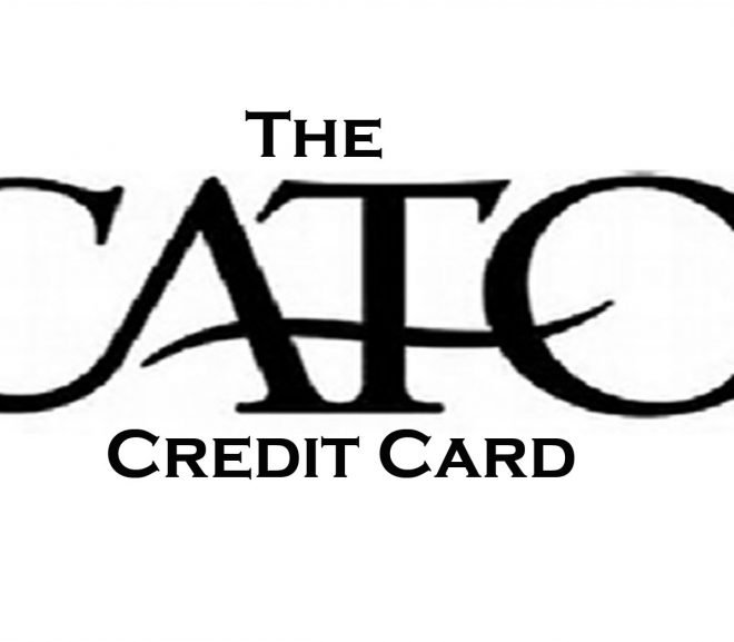 The Cato Credit Card - Cato Credit Card Application Status