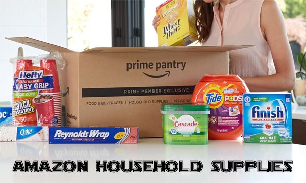 Amazon Household Supplies