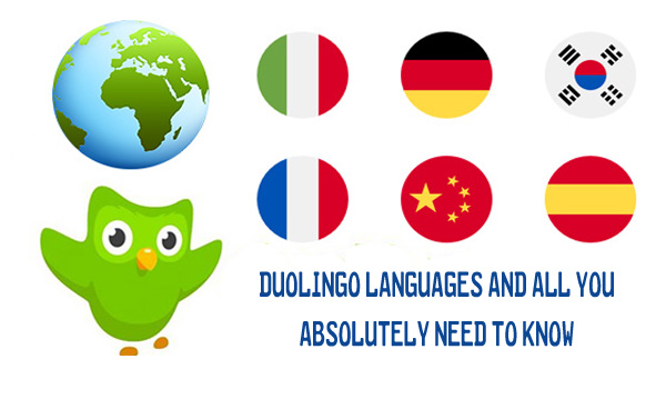 Duolingo Languages and all you absolutely need to know