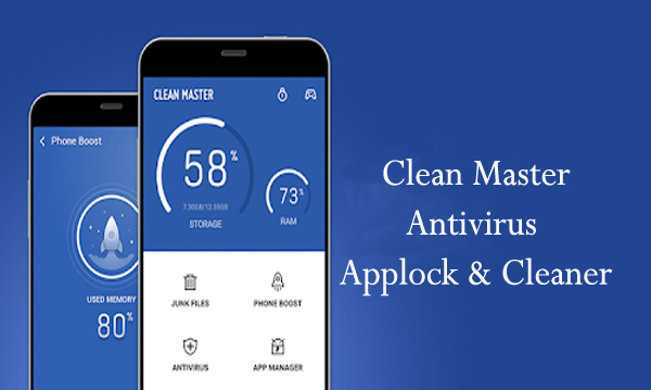 Clean Master Antivirus Applock & Cleaner