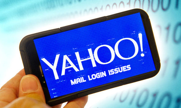 Yahoo Mail Login Issues