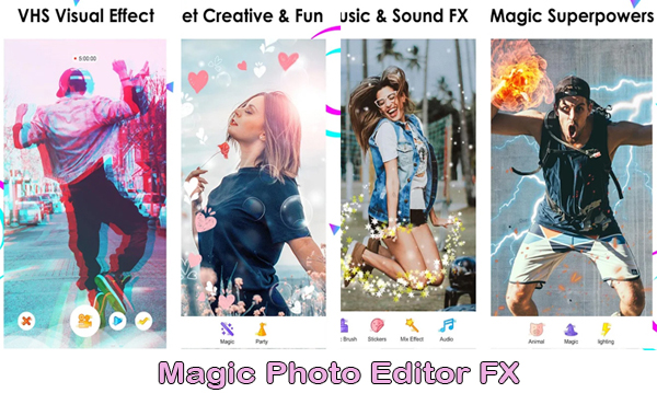 Magic Photo Editor FX