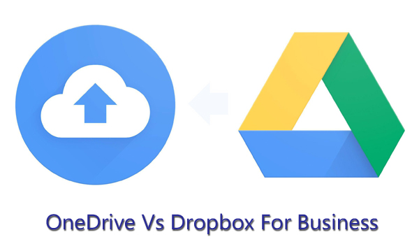 OneDrive Vs Dropbox For Business