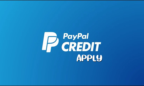 PayPal Credit Apply