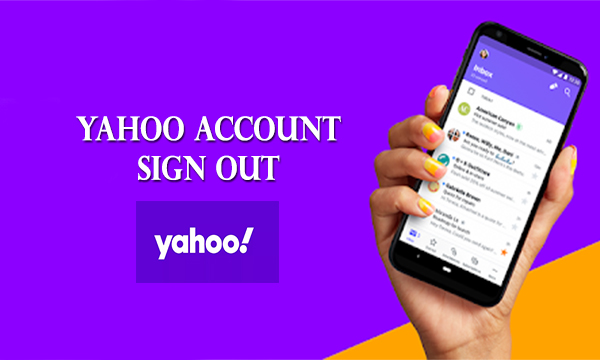 Yahoo Account Sign Out