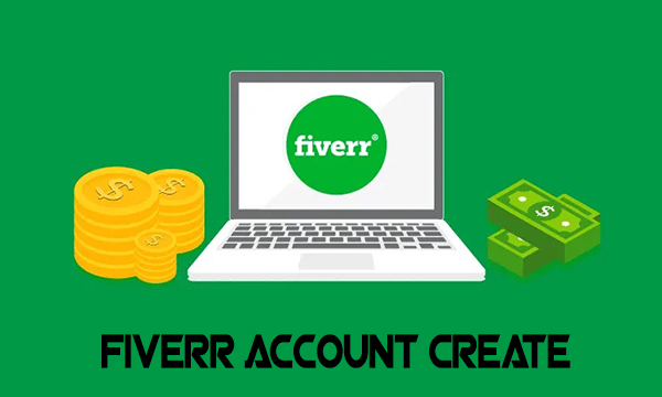 Fiverr Account Create
