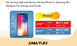 Jumia Flex – Jumia Flex Website | Benefits | Requirements | How to Use | Buy a Phone and Pay Monthly