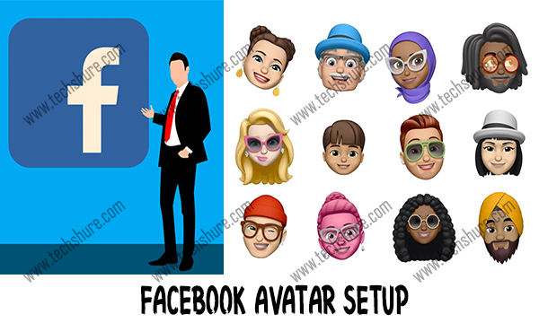 Facebook Avatar Setup