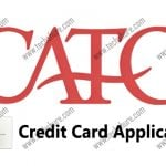 Cato Credit Card Application