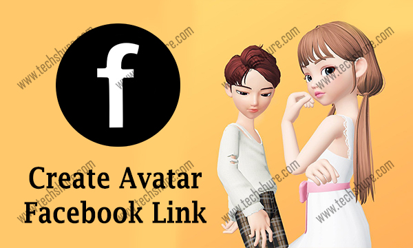 Create Avatar Facebook Link