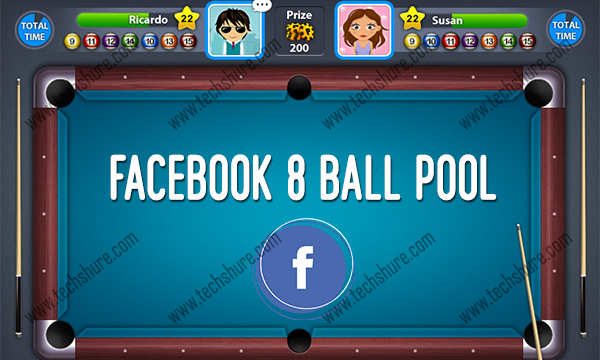 Facebook 8 Ball Pool