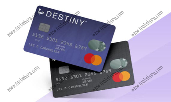 Destiny MasterCard® Credit Card
