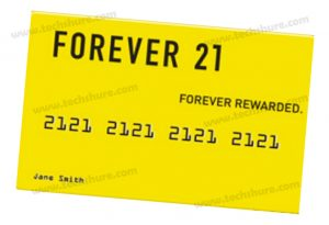 Forever 21 Credit Card