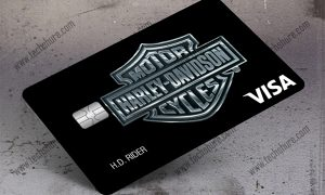 Harley Davidson® Visa® Secured Card