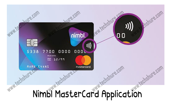 Nimbl MasterCard Application