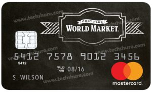 World Market Credit Card – How to Apply