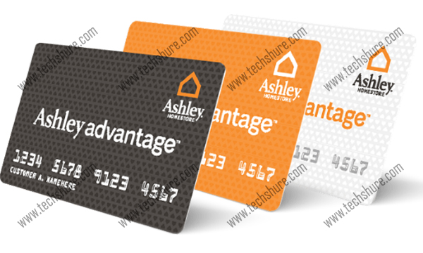 Ashley Furniture Credit Card